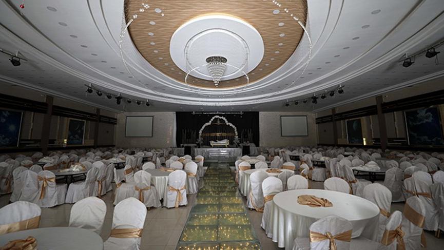 Düğün salonu işletmecileri: Batıyoruz