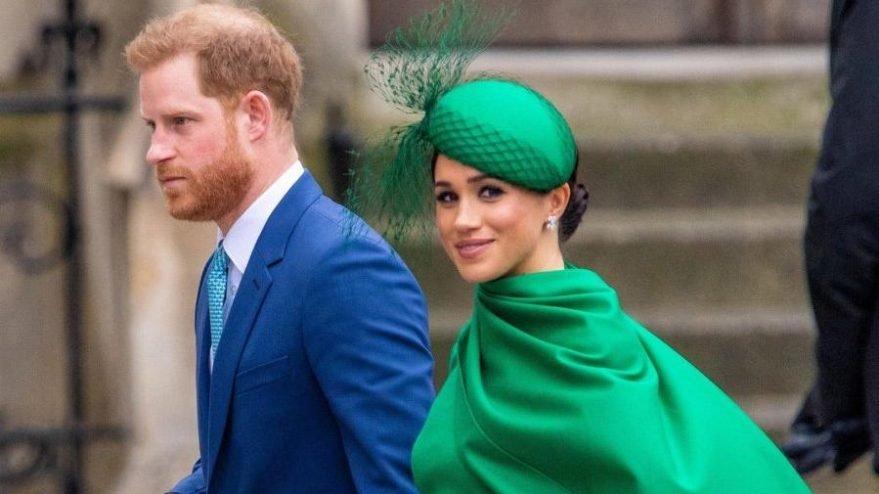 Prens Harry ve Meghan Markle kitap çıkarmaya hazırlanıyor