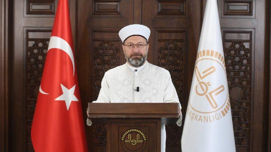 Prof. Dr. Ali Erbaş kimdir? Prof. Ali Erbaş kaç yaşında ve aslen nerelidir?