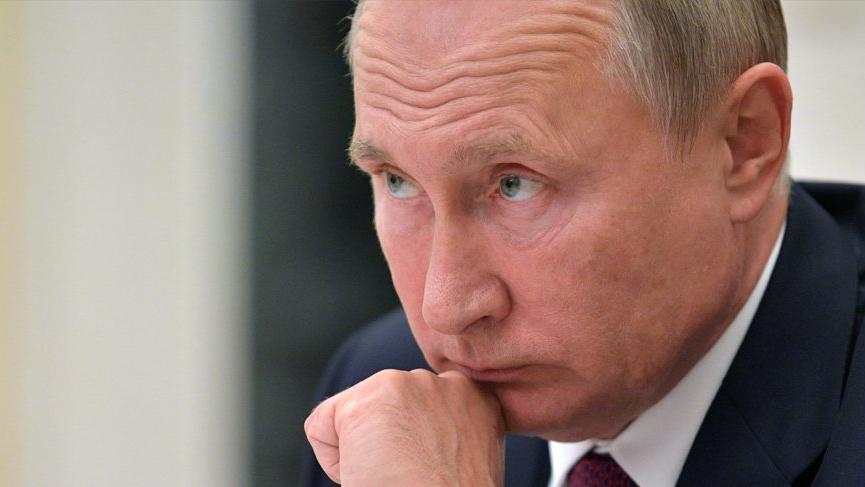 Rusların Putin'e olan güveni sarsıldı