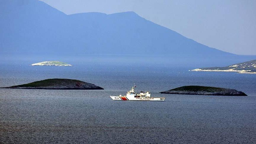 Yunanistan Ege'de yine tahrik peşinde