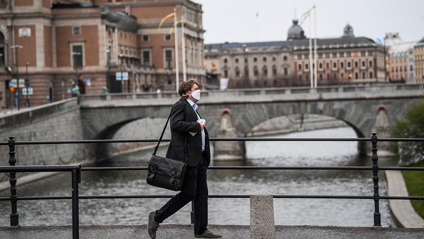 İsveç'te ölüm oranları korkutuyor