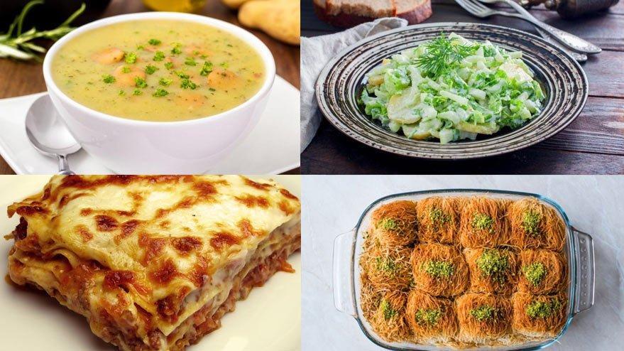 6. gün iftar menüsü: İftarda ne pişirsem? İşte pratik iftar tarifleri…