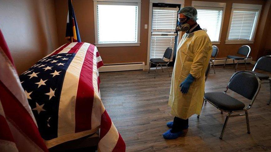 ABD'de corona virüsü kâbusu sürüyor!
