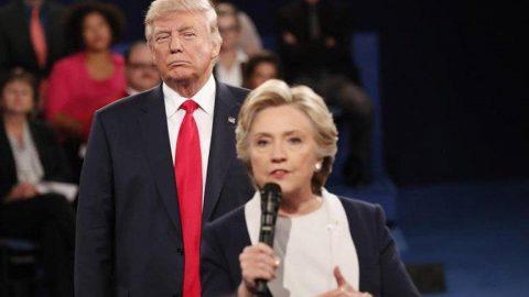 ABD Başkanlık seçimleri yaklaşıyor! Hillary Clinton'dan destek geldi...