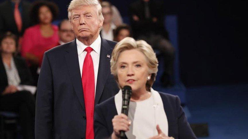 ABD Başkanlık seçimleri yaklaşıyor! Hillary Clinton'dan destek geldi…