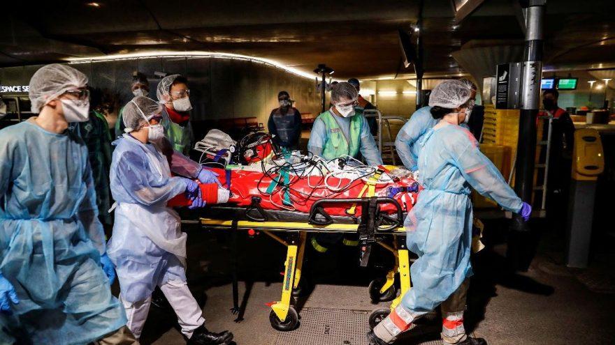 İspanya'da günlük ölü sayısı düne göre düştü