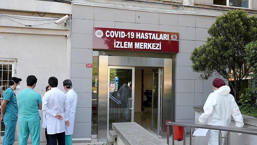 COVID-19 Hastaları İzlem Merkezi açıldı
