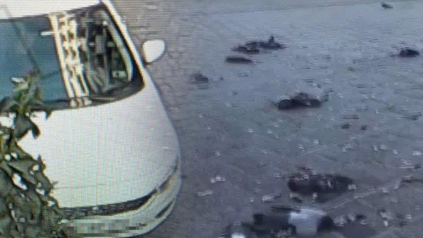 Eminönü'nde skandal olay! Güvercinleri katleden sürücü yakalandı