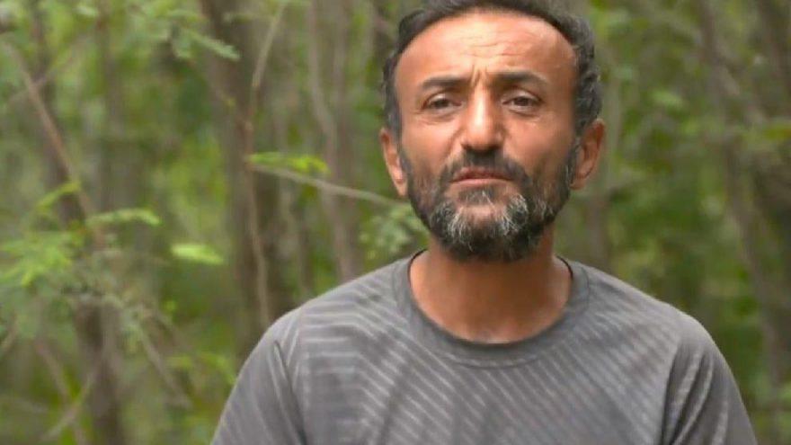 Survivor Ersin'in sanat aşkı