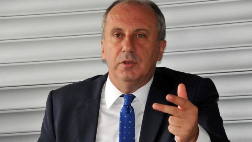 İnce'den CHP'yi hedef alan Erdoğan'a tepki