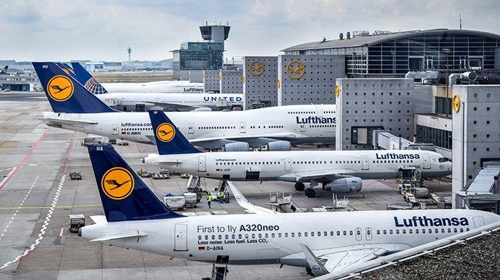 Almanya'dan Lufthansa'ya hisse karşılığında 9,7 milyar euroluk destek