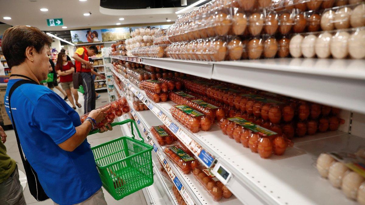ABD'de yumurta davalık oldu