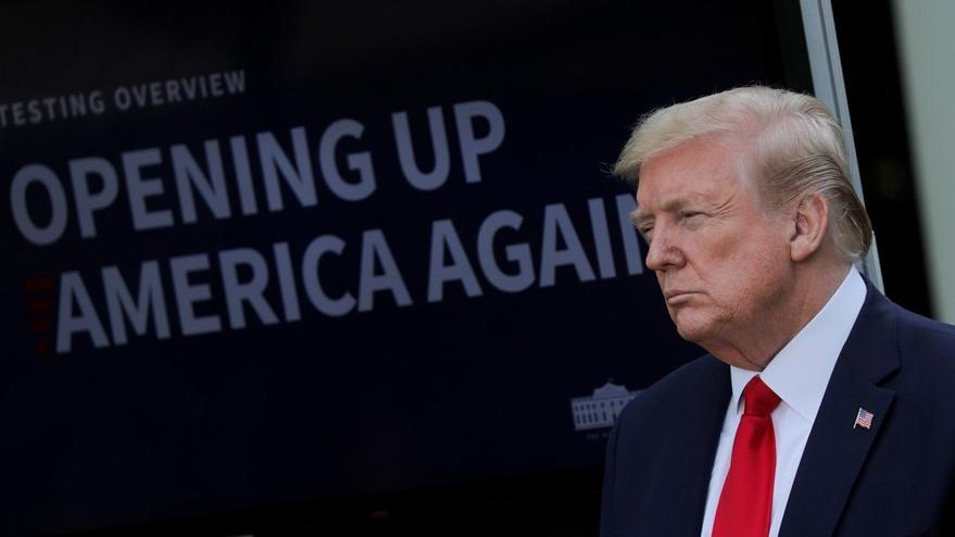 Trump'tan corona virüsü çıkışı: Çin'le ilgili soruşturma yürütüyoruz
