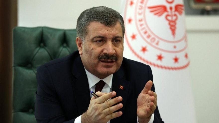 Bakan Koca'dan 65 yaş ve İstanbul'daki vaka durumu açıklaması!