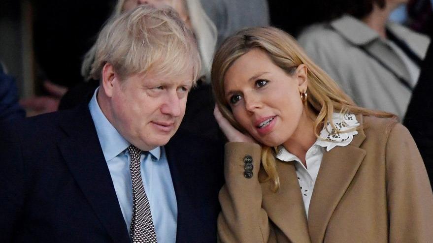 Boris Johnson baba oldu