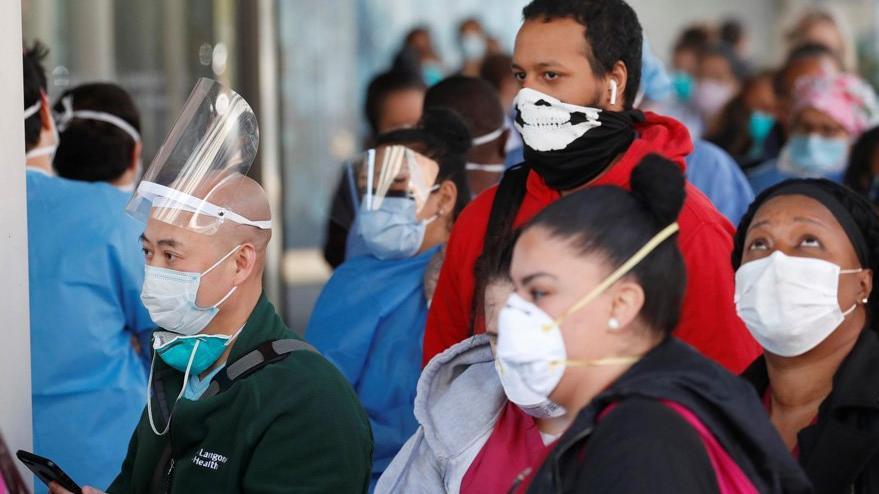 Corona virüsünde korkutan araştırma: Hastanede ufak damlacıklarda bulundu