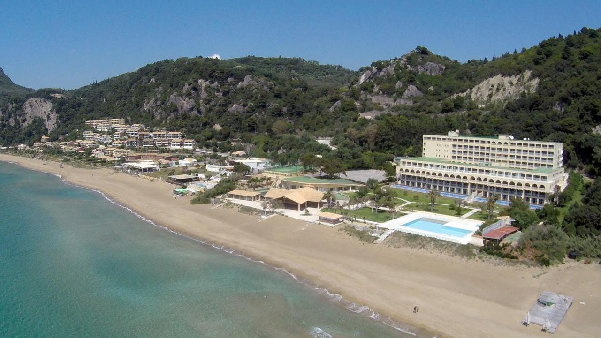 Yunan otelleri 1 Temmuz'da açılıyor