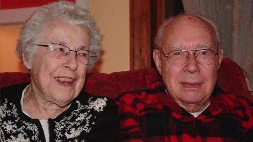 73 yıllık evli çifti corona bile ayıramadı! 6 saat arayla can verdiler