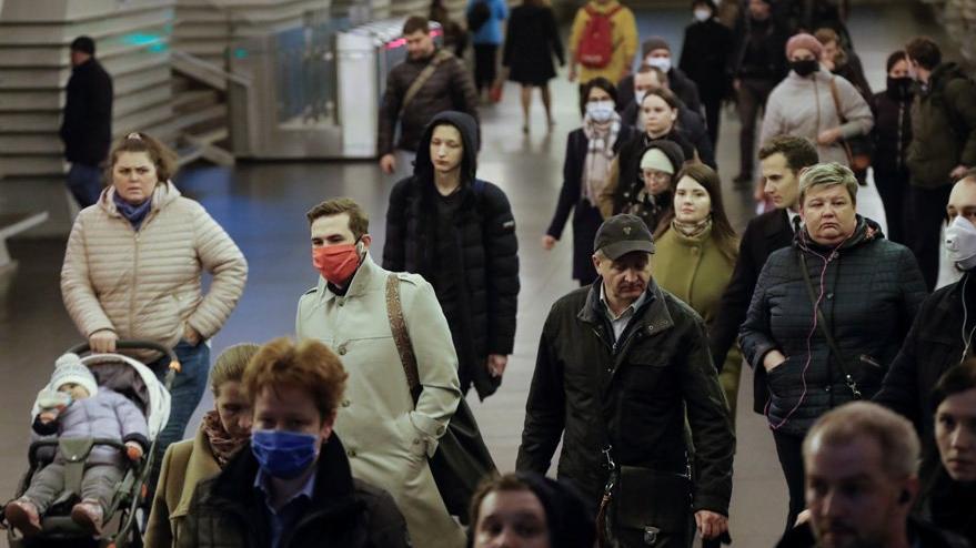 Rusya'da corona artışı sürüyor: Kritik eşiğe yaklaşıldı