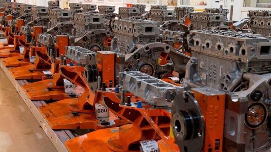 Avrupa'da otomotiv fabrikasında açıklanan ilk ölüm