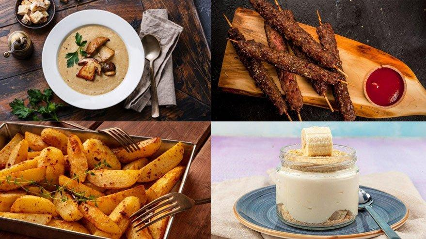 9. gün iftar menüsü… İftara ne pişirsem? diyenlere özel ramazan menüsü