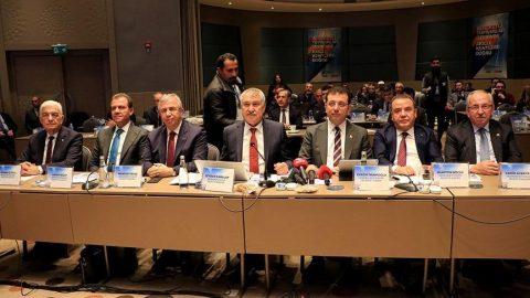 11 CHP'li Büyükşehir Belediye Başkanı, Cumhurbaşkanı'ndan toplantı talep etti