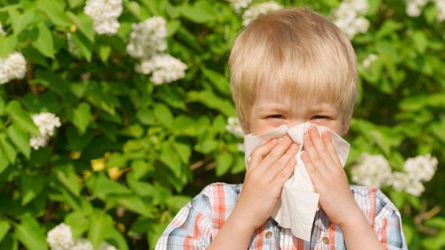 Çocuklarda bahar alerjisi belirtileri nelerdir?