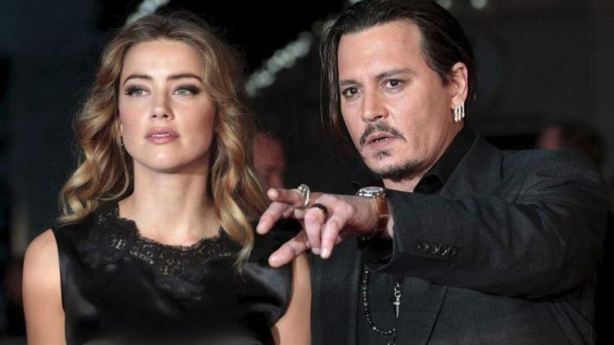 Amber Heard ve Johnny Depp'in olaylı boşanma davasına, 911 acil arama kaydı sunuldu