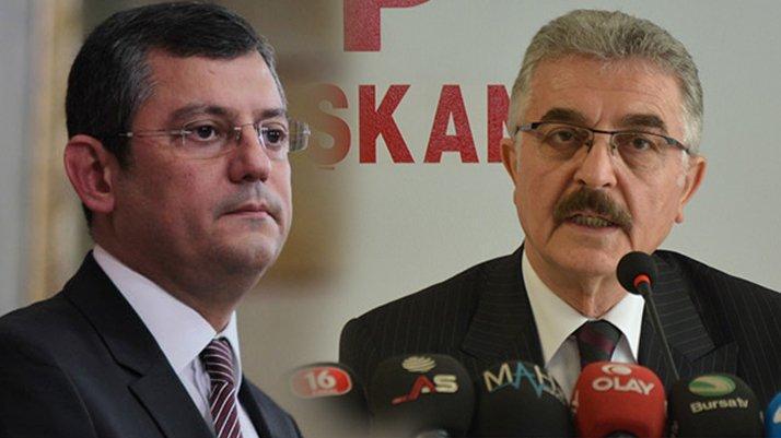 MHP'li Büyükataman'dan CHP'li Özel'e: Ülkücü hareket sana haddini bildirmeyi bilir