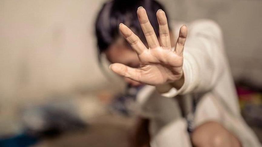 Ankara'da kadına şiddet!