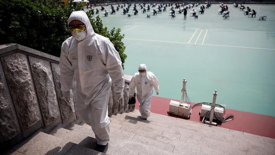 Corona virüsünde son durum: Güney Kore'de 29 Şubat'tan beri bir ilk yaşandı