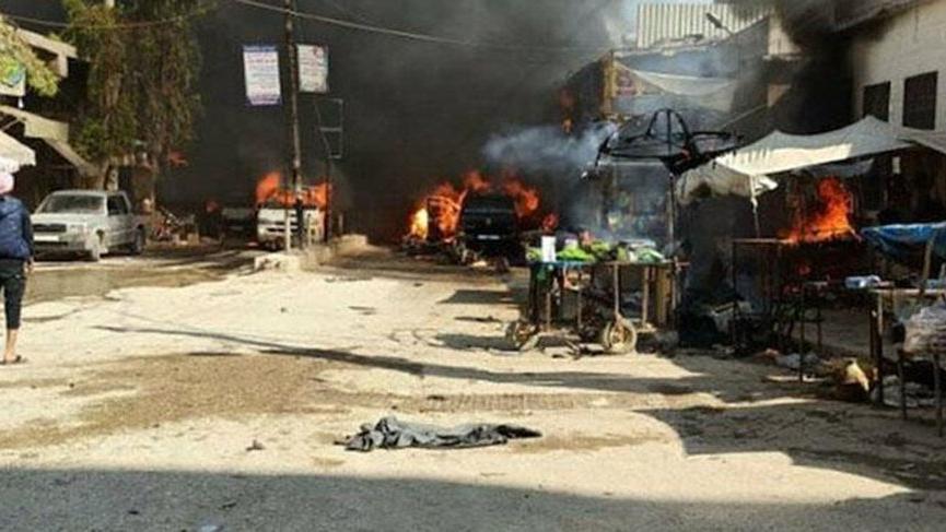 Afrin'de 44 sivilin yaşamını yitirdiği katliamın failleri yakalandı