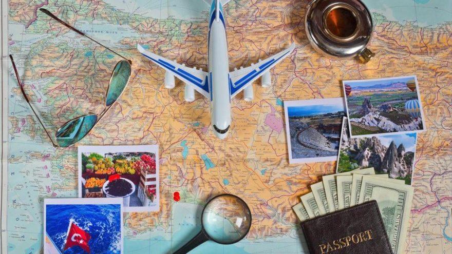 Turizm gelirlerinde corona etkisi
