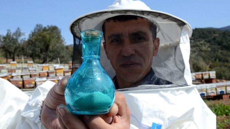 Gramla satılıyor, kilogramı 600 bin lira