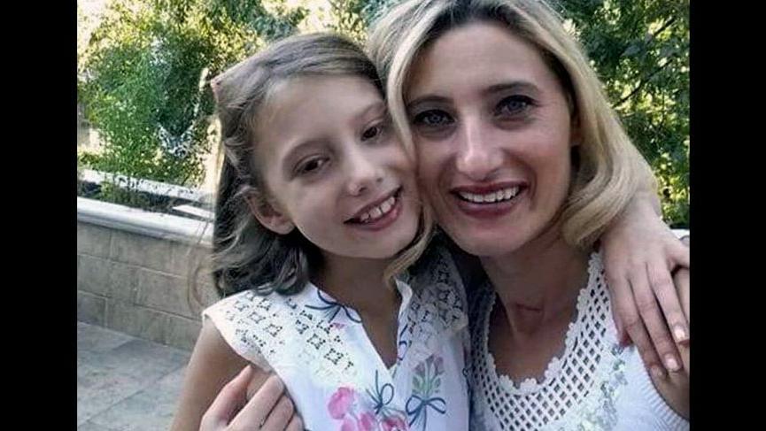 11 yaşındaki kızı Zonguldak'ta kalan kadın, bir günlük seyahat izin belgesi istiyor