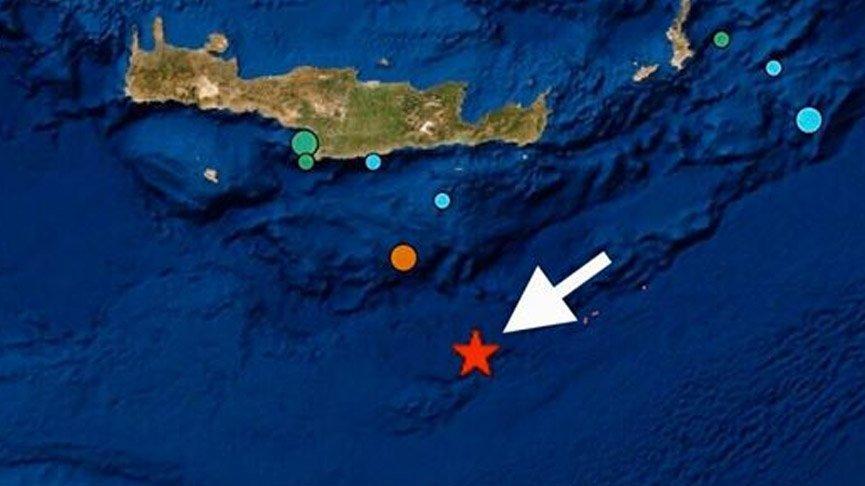 Akdeniz'deki depremin ardından Yunanistan'dan ilk açıklama!