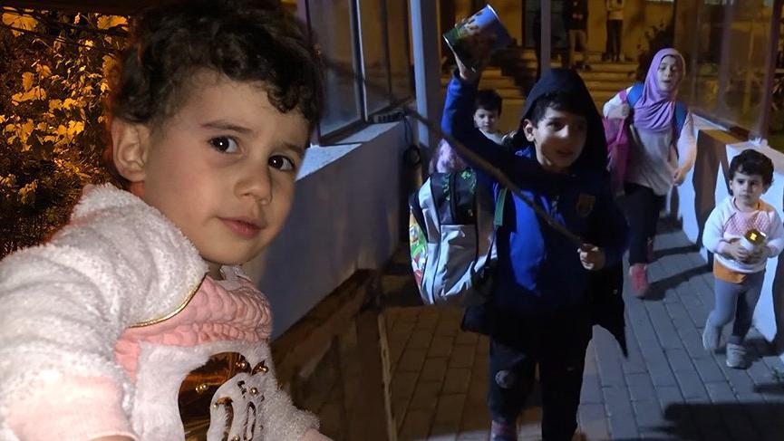 Anneleri Almanya'ya kaçan, babaları cezaevine giren 4 kardeş ortada kaldı