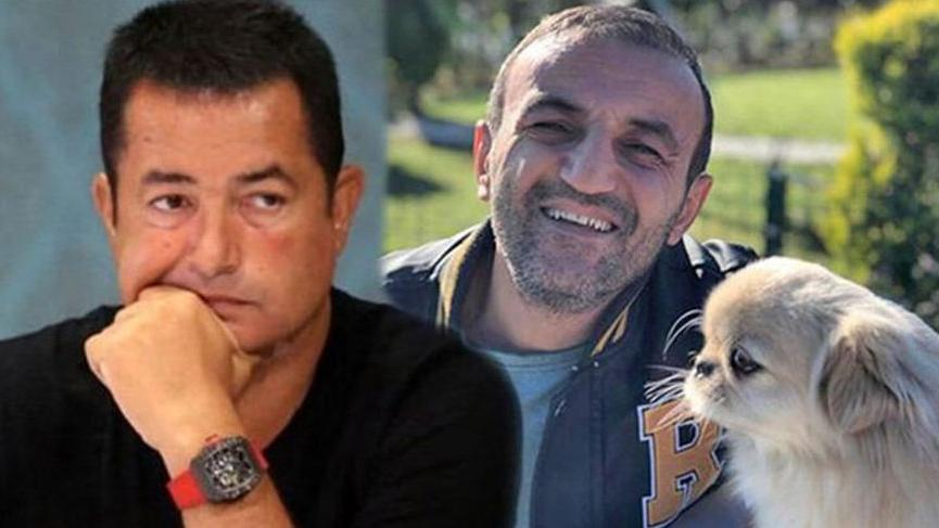 Acun Ilıcalı'dan, Ersin Korkut'un köpeği Mes hakkında önemli açıklama