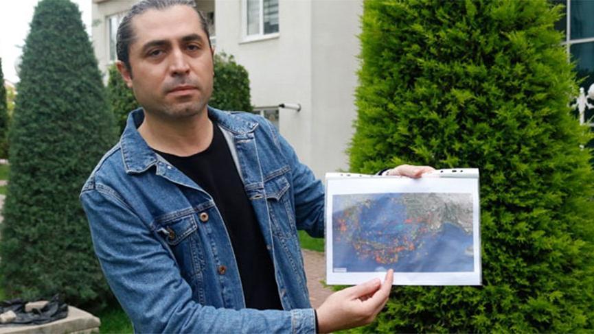 Jeofizik Uzmanı Yüklü: Akdeniz'de 7'nin üzerinde deprem bekliyoruz