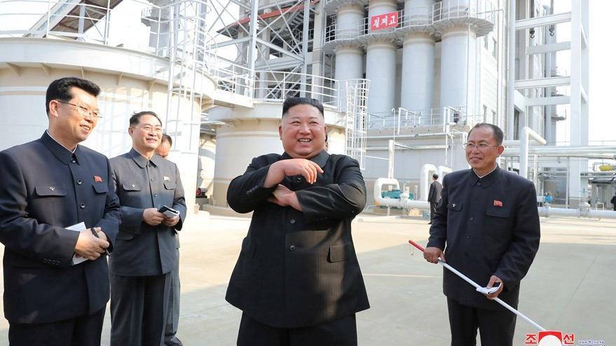 Kuzey Kore ile Güney Kore arasında silah sesleri