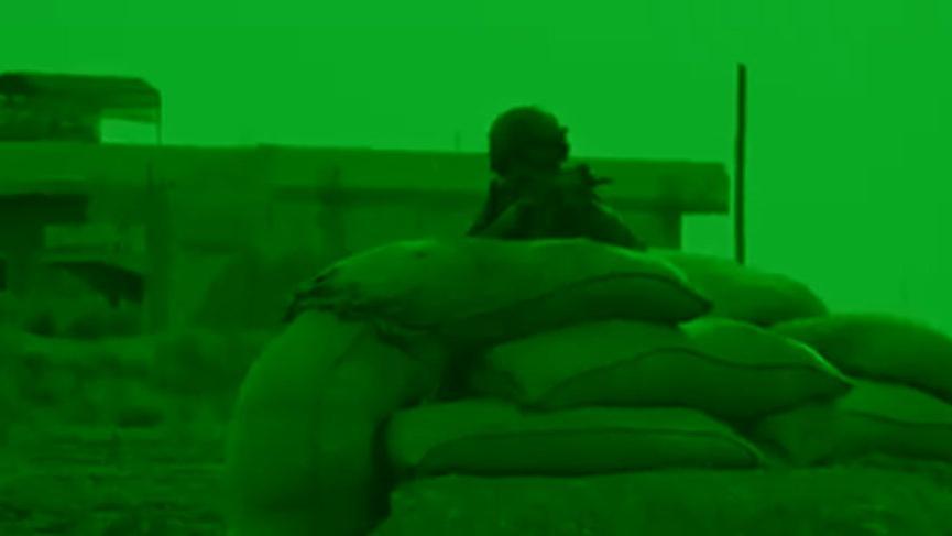 MSB duyurdu... 12 PKK/YPG'li terörist etkisiz hale getirildi