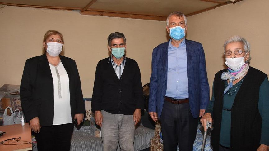 'Feliçita Mehmet'e belediye başkanları sahip çıktı