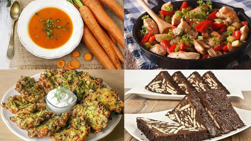 13. gün iftar menüsü: İftarda ne pişirsem? Kolay tarifler..