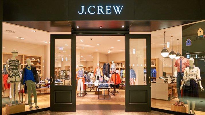 Giyim devi J. Crew'den iflas başvurusu