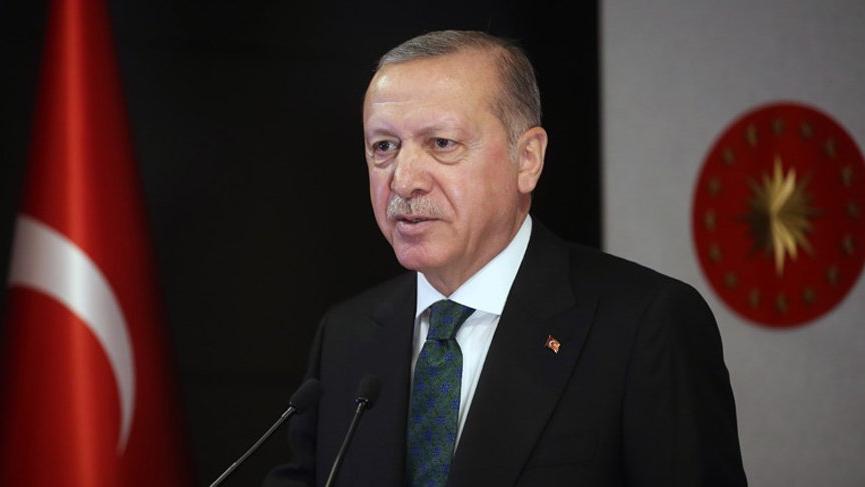 Cumhurbaşkanı Erdoğan'dan corona aşısı açıklaması!