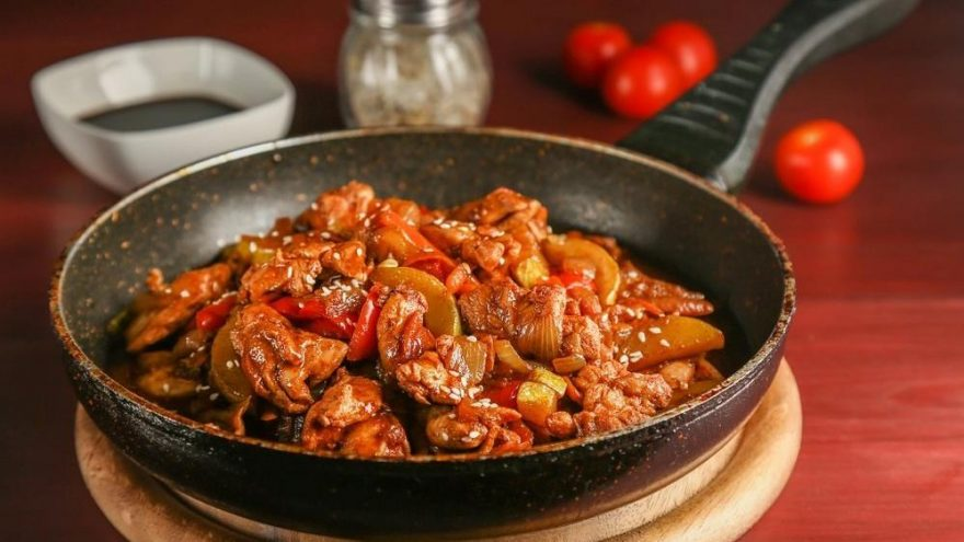 Et sote nasıl yapılır? İşte yapılışı kolay patatesli et sote tarifi…