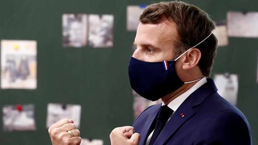 Fransa'da 24 saatte 330 kişi öldü
