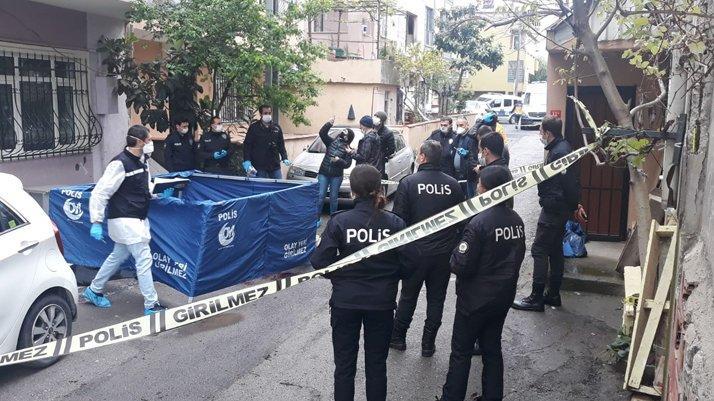 İstanbul'da kan donduran olay: Eşini öldürüp, intihar etti