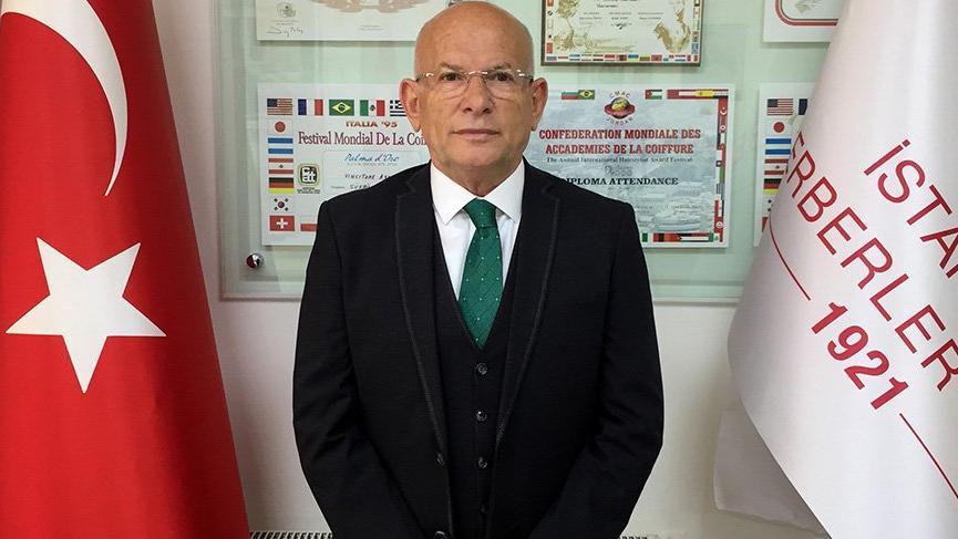 Berberler Odası Başkanı: Salgın bitene kadar usturayla sakal tıraşı yasaklanmalı